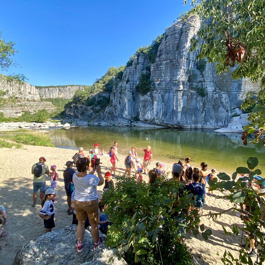 EN – Le camping > Destination le Pont