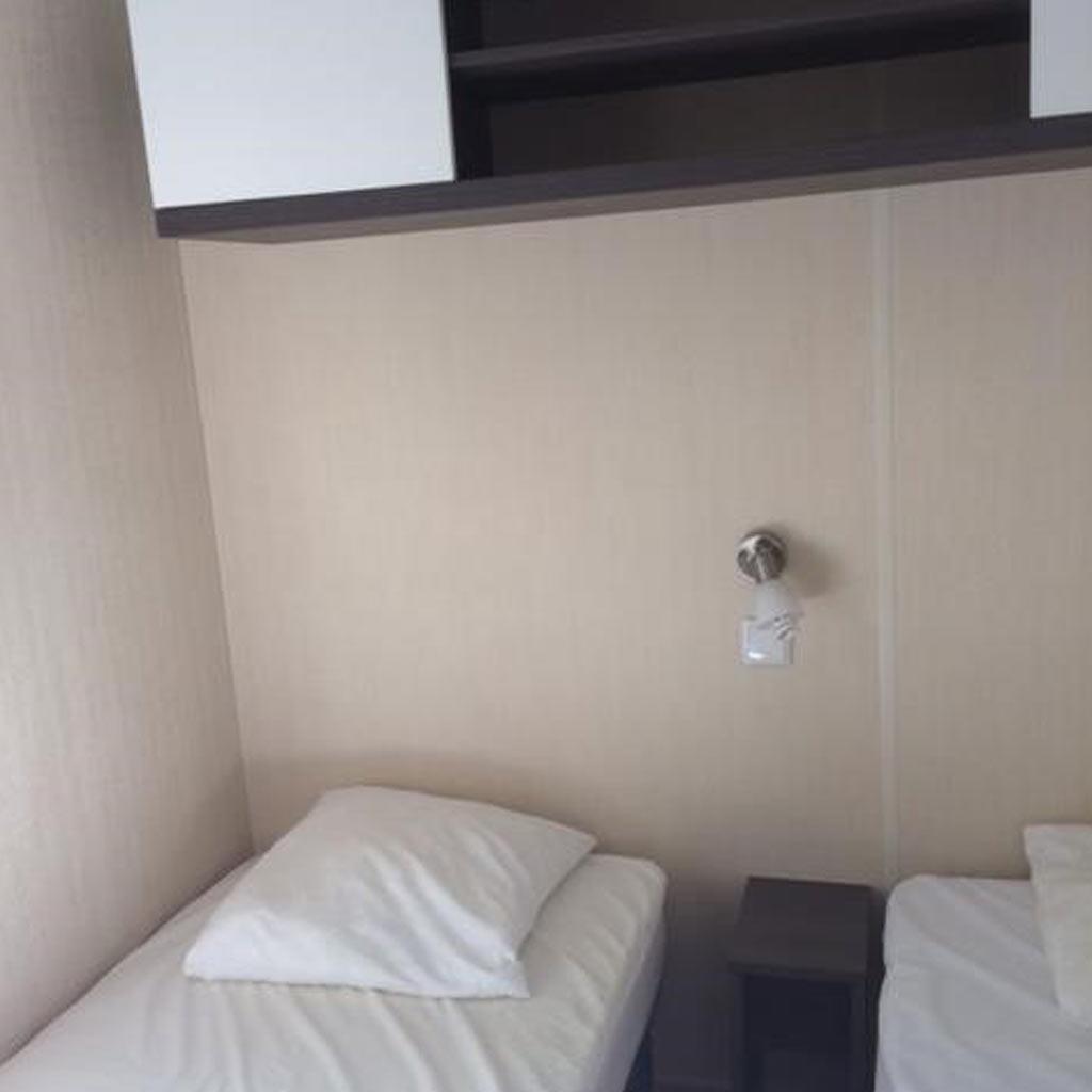 EN – Hébergements > Mobil-homes > Cottage 32 m2 2 chambres