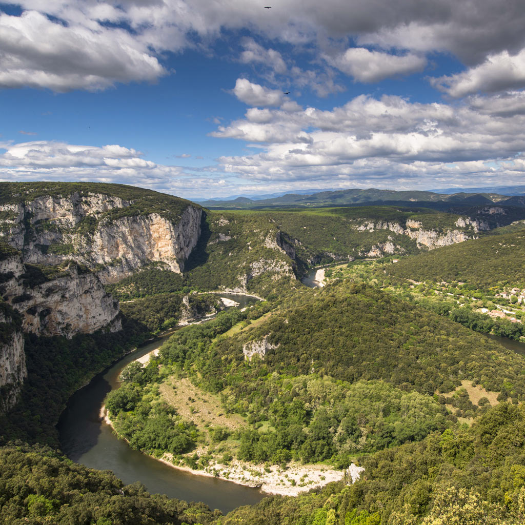 NL – Vivez l'Ardèche > Les sites