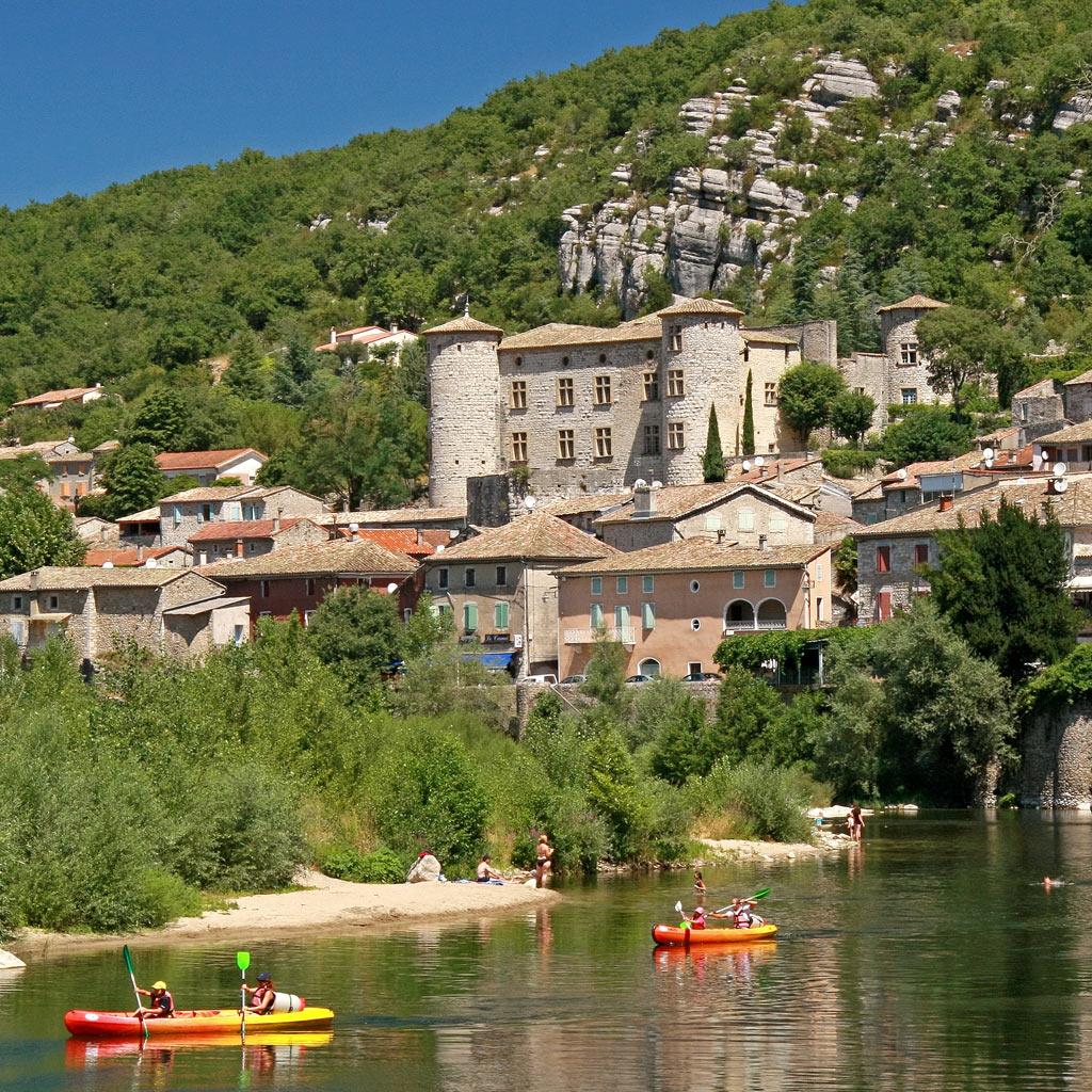 NL – Vivez l'Ardèche > Les villages