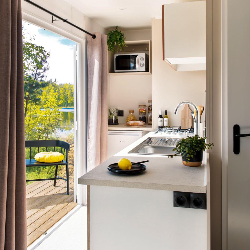 FR – Hébergements > Mobil-Homes > Confort 35 m2 2 chambres
